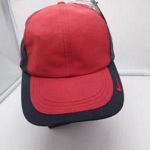 New W Tags Nike Golf Red & Black Unisex Cap